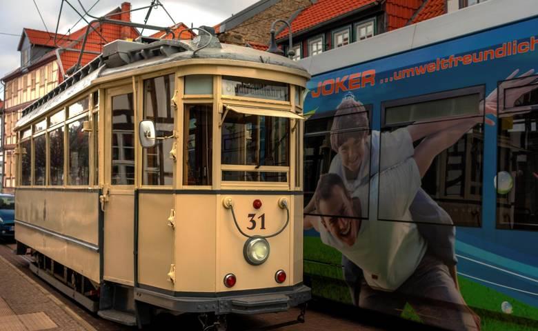 Taktzeiten der Straßenbahn verändert [(c) Marcel Lieben]