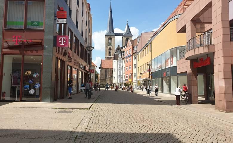 Innenstadt Halberstadt [(c) Marleen Dressel]