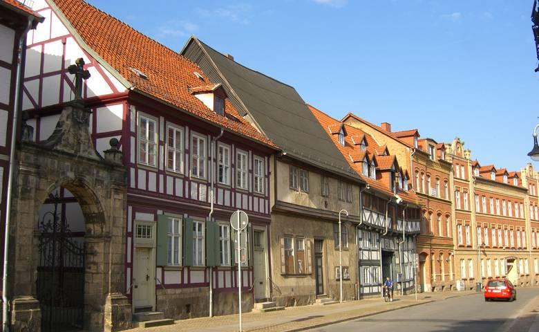 Straße Westendorf [(c) Stadt Halberstadt]