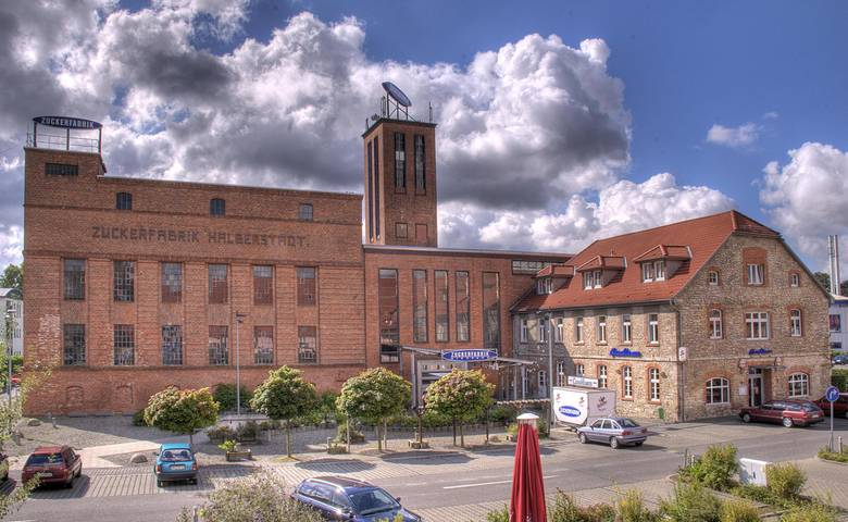 Kinopark Zuckerfabrik