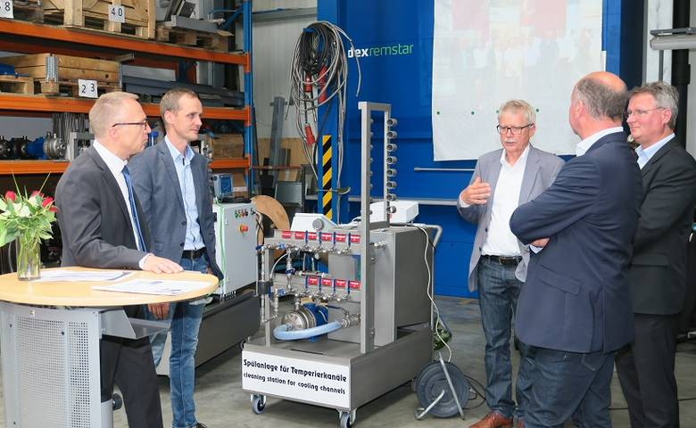 Fimro GmbH – Glückwünsche zum Firmenjubiläum [(c) Fimro GmbH]