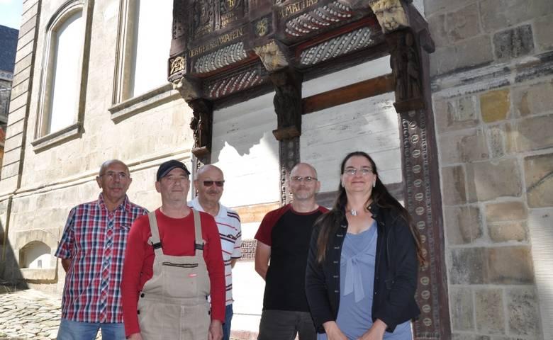 Fassade des Museums [(c) Dr. Maria Lang]