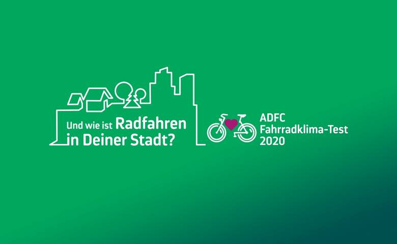 Fahrradklima- Test 2020 [(c) ADFC]