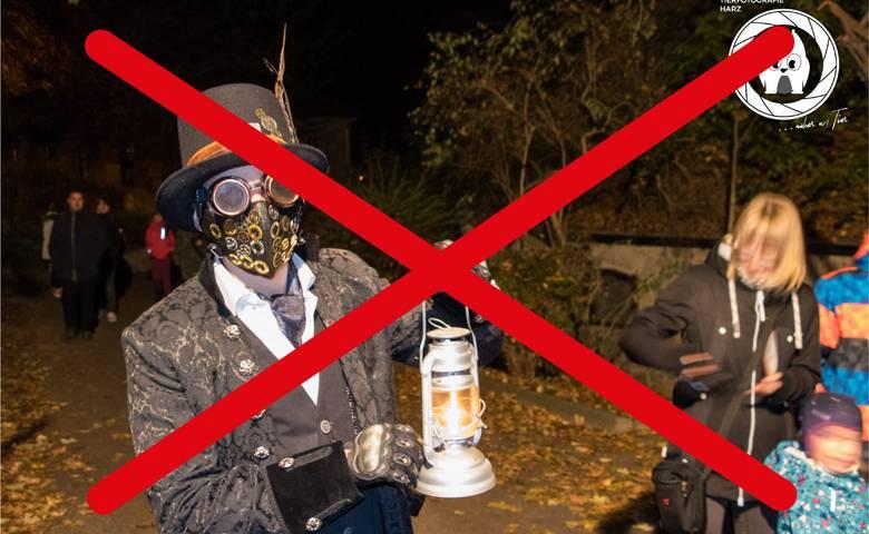 Abgesagt!!! - Geisterstunde im Halberstädter Tiergarten [(c) Tiergarten Halberstadt]