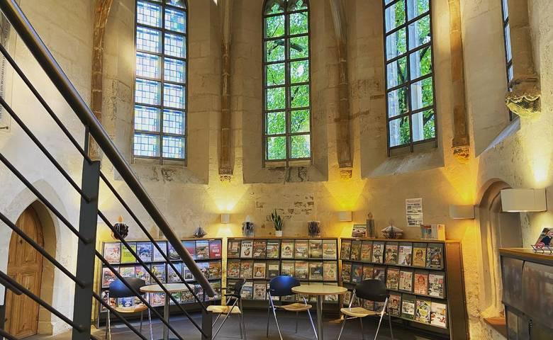 Stadtbibliothek Heinrich Heine [(c) Stadtbibliothek Heinrich Heine]