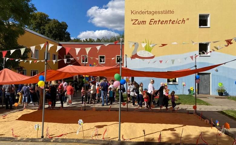 Kita Ententeich [(c) Stadt Halberstadt]