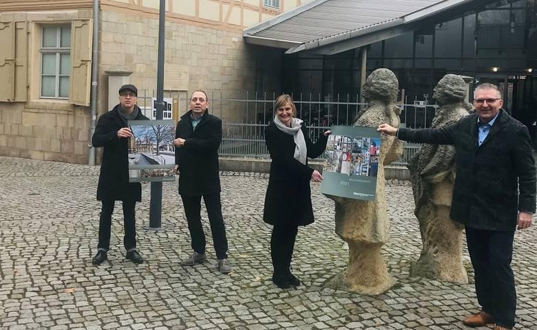 ÖSA-Kalender 2021 präsentiert Gleimhaus Halberstadt [(c) Stadt Halberstadt/Pressestelle]
