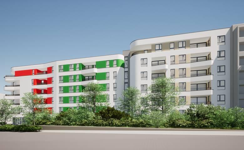 Neubau Heinrich-Julius-Straße - 3. Bauabschnitt bis 2022 [(c) HaWoGe]