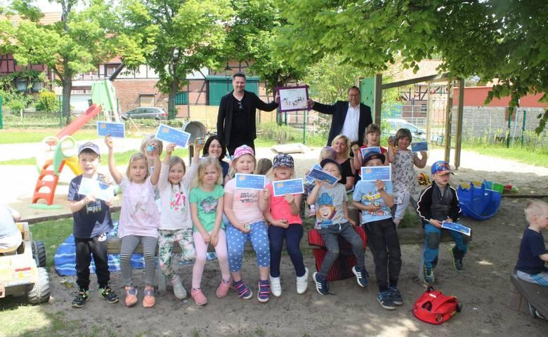 Kindertag 2021 [(c) Halberstadtwerke]