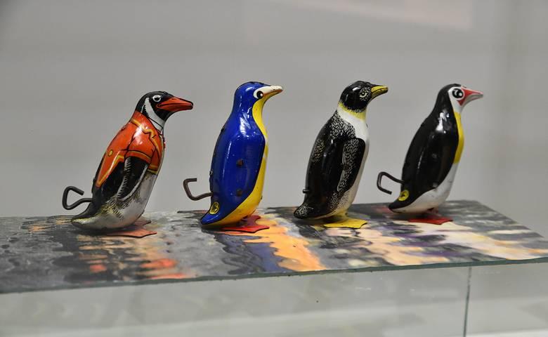 Mechanische Tierwelten [(c) Vogelkundemuseum Heineanum]