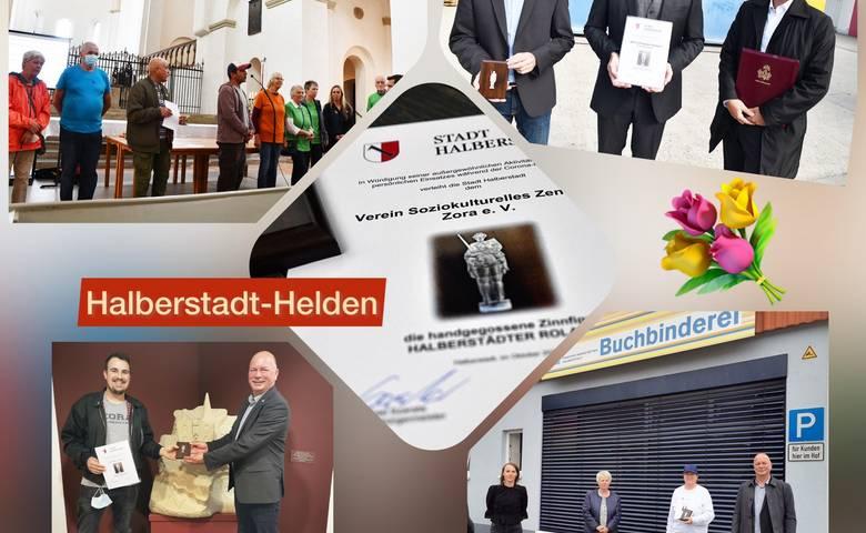Halberstadt Helden [(c) Stadt Halberstadt, Pressestelle]