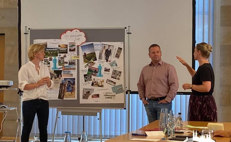 Auftaktworkshop zur Markenbildung der Stadt Halberstadt [(c) Stadtmarketing/Öffentlichkeitsarbeit]