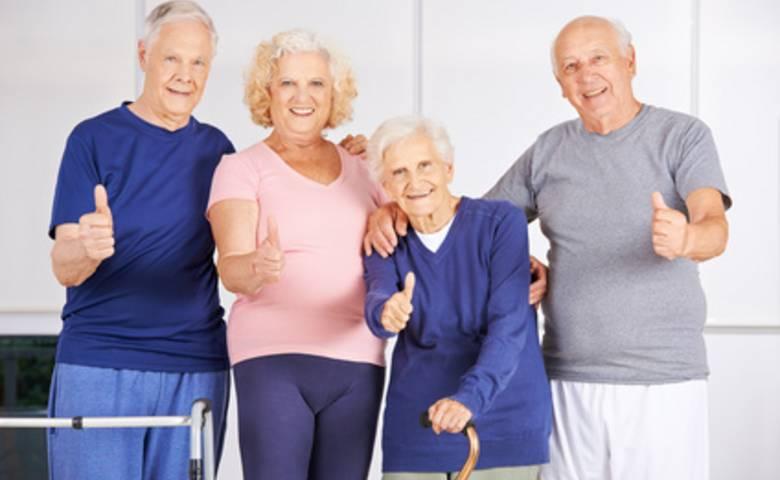 Senioren- begegnungsstätten