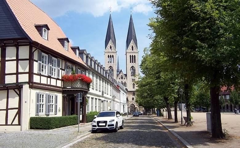 """""""De eerste keer"""" in Halberstadt- Poort naar de Harz"""