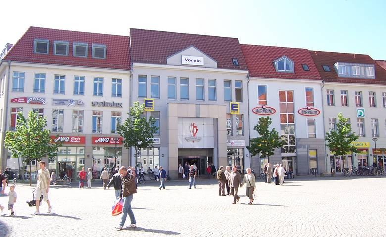 Einzelhandelskonzept