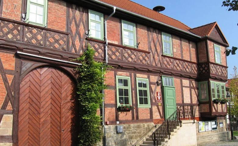 Het Schaakmuseum in Ströbeck