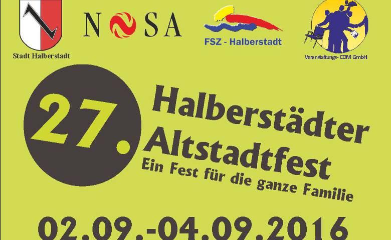 27. Altstadtfest in Halberstadt