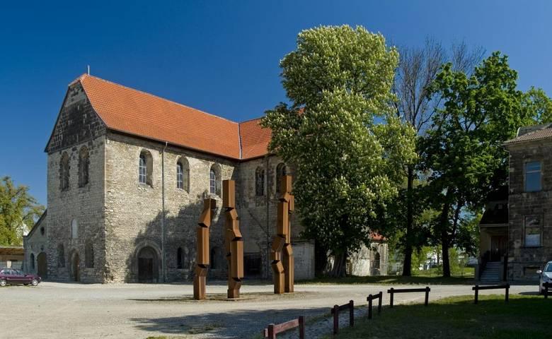 Klosterkirche St. Burchardi & John-Cage-Orgel-Kunst-Projekt