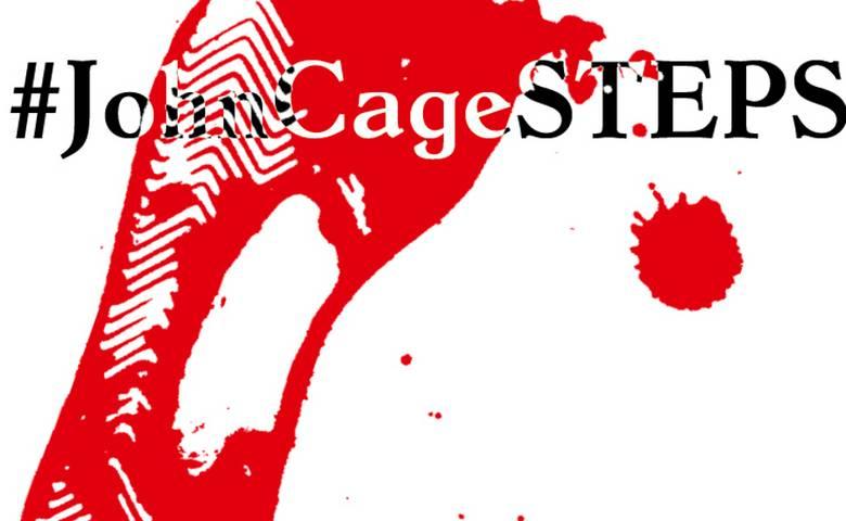 #JohnCageSTEPS [(c) AstridSemeStudio]