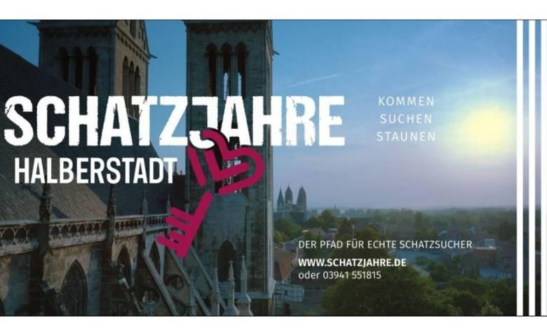 #Schatzjahre in Halberstadt [(c) Stadt Halberstadt]