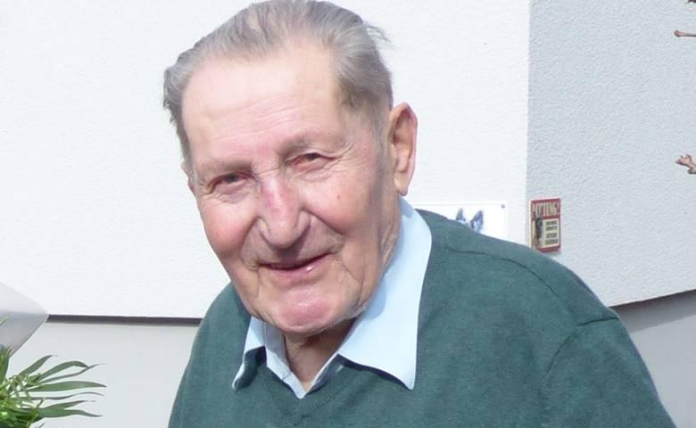 Halberstadts Ehrenbürger und Ortschronist Werner Hartmann [(c) Stadtverwaltung Halberstadt]