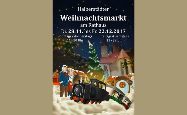 Halberstädter Weihnachtsmarkt 2017