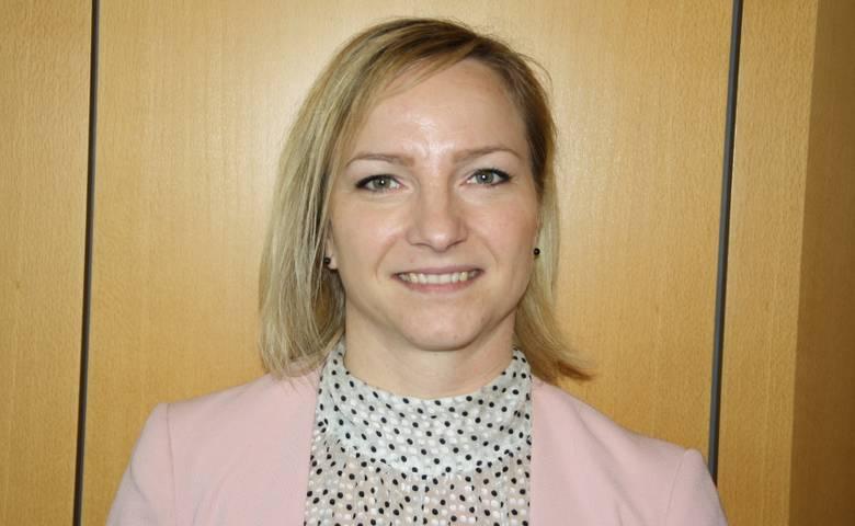 Nancy Schönknecht ist verantwortlich für den Bereich Stadtmarketing in Halberstadt. [(c) Stadt Halberstadt, Ute Huch]