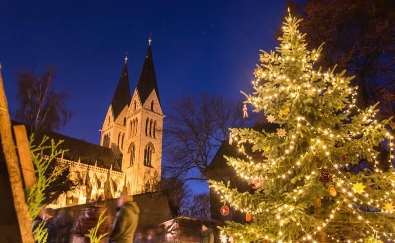 Weihnachtshöfe in Halberstadt [(c) Alexander Knutzny/IdeenGut]