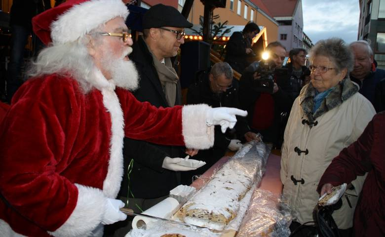 Eindrücke von der Eröffnung des Halberstädter Weihnachtsmarktes am 28. November im Zentrum der Stadt [(c) Stadtverwaltung Halberstadt]