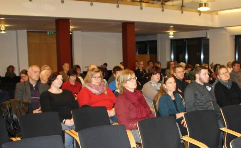 Über 40 Vertreter aus den unterschiedlichsten Vereinen erschienen zum Treffen. [(c) Stadt Halberstadt, Pressestelle]