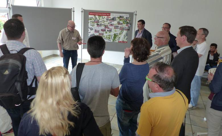 Bürgerspaziergang im Juni - Auswertung [(c) Stadt Halberstadt, Pressestelle]