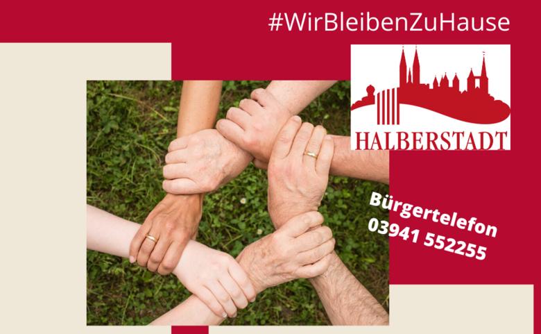 Bürger helfen Bürgern [(c) Stadt Halberstadt, Neue Medien]