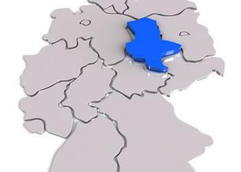 Halberstadt - Centre économique et commercial régional